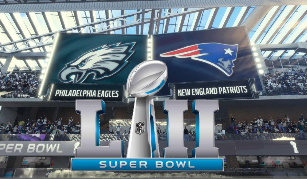 Lugares para ver el súper Bowl 2018