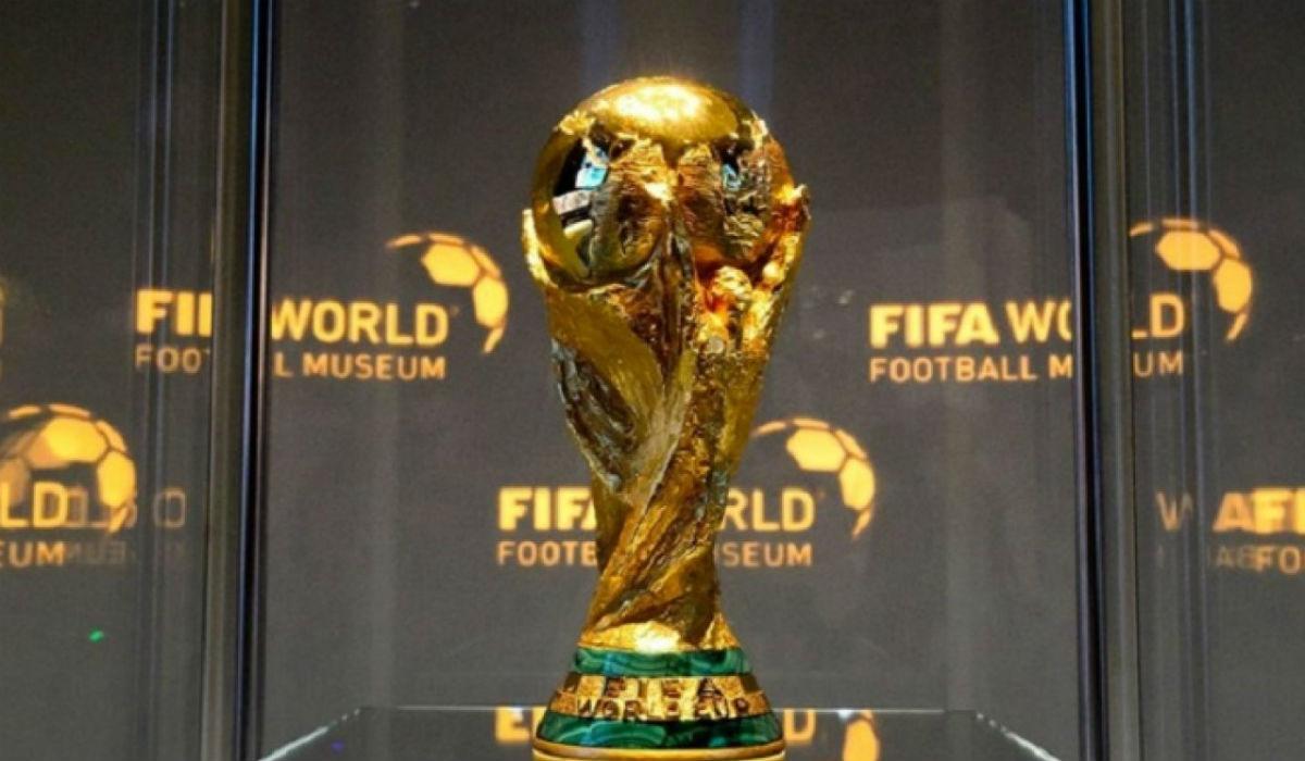 Trofeo del mundial visitará la CDMX