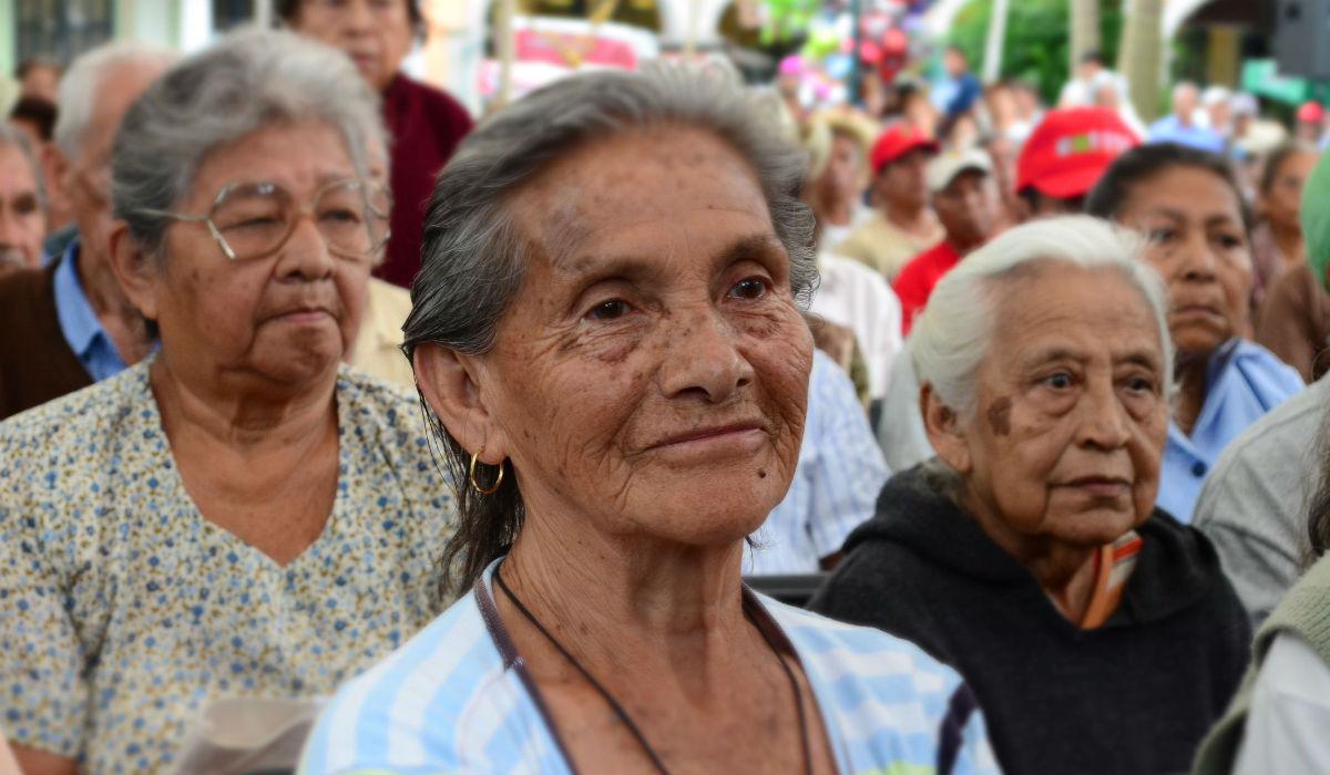 Cómo tramitar pensión adultos mayores